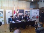 Potpisivanje ugovora o kreditu Japana za sanaciju TENT-a